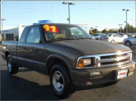 1997 chevrolet s10 extended cab gurnee il youtube