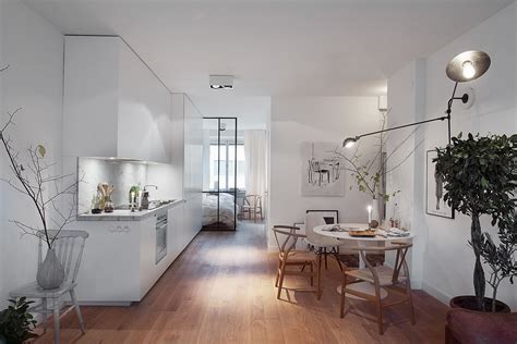 appartment stockholm scandinavian design cozy one bedroom apartment in stockholm