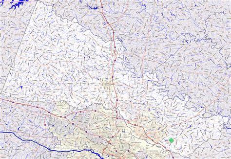 map usa hanover bridgehunter hanover county virginia