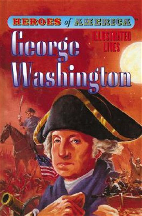 george washington picture book george washington by marian leighton