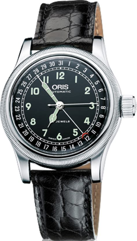 Oris Big Crown Pointer Date 75475434064ls oris big crown pointer date mens