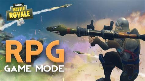 fortnite new mode new mode in fortnite only rpg fortnite battle
