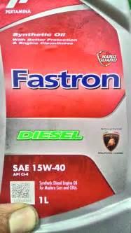 Oli Diesel Pertamina review oli sesat pertamina fastron diesel di motor matik