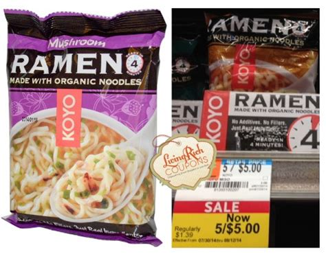 Noodles Coupons Printable