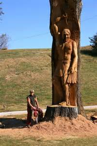 chainsaw sculpture gallery brian ruth