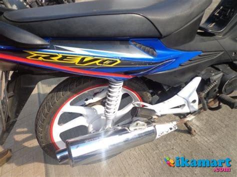 Jual Motor Honda Revo Cw jual honda revo sporty cw tahun 2008 mantap motor