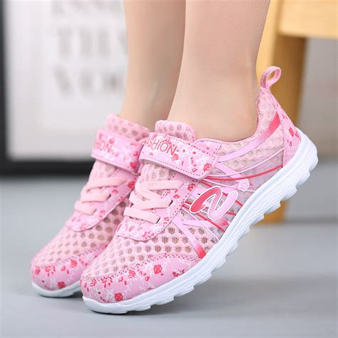 sports shoes fashion ᑐ2017 summer children breathable ᐃ sneakers