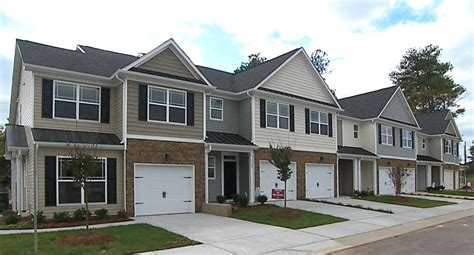 tryon place townhomes raleigh real estate