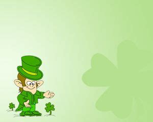 Free St Patrick Ppt Powerpoint Template St S Day Powerpoint Templates