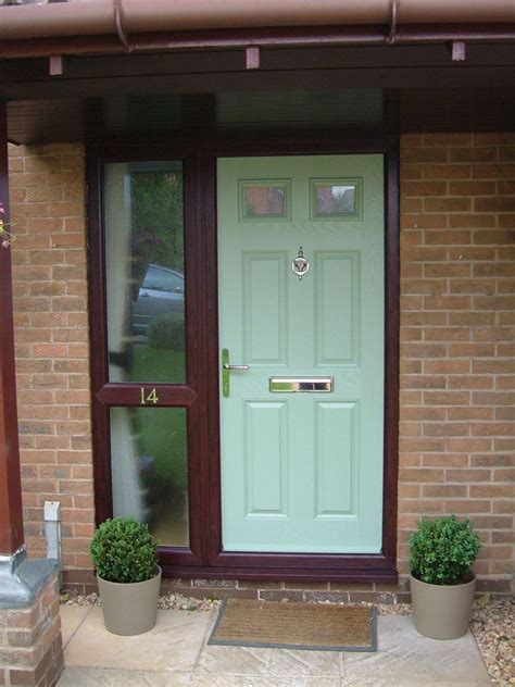 Chartwell Green Door Green Upvc Front Doors