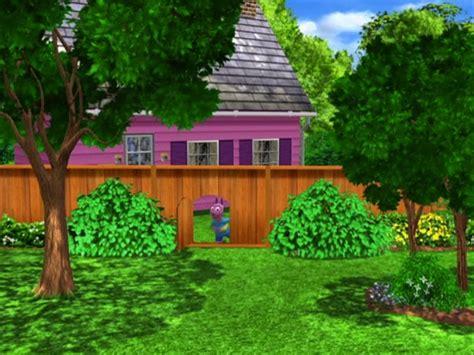 Backyardigans Houses The Backyardigans Wiki