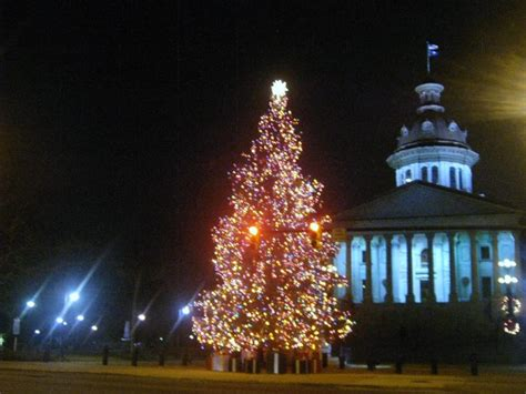 the 2016 christmas lights road trip through south carolina