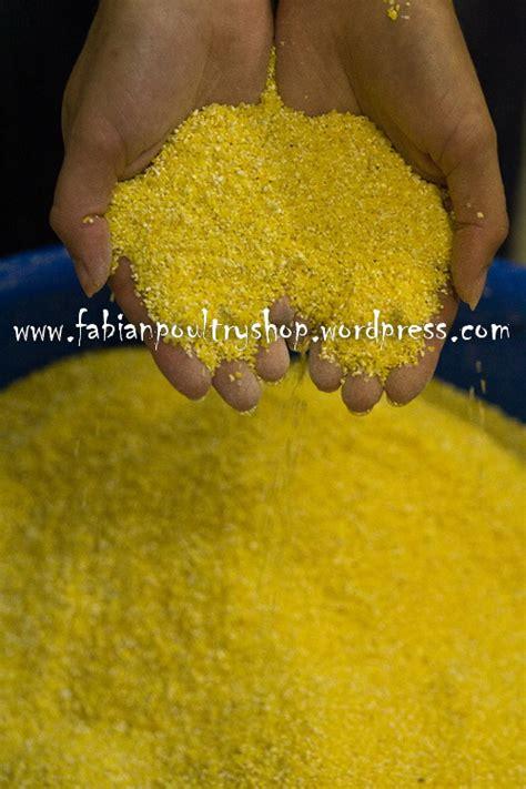 Tepung Jagung Pakan Ternak terima pesanan jagung giling fabian poultry shop