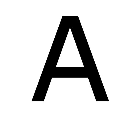 letter a images alphabet png images