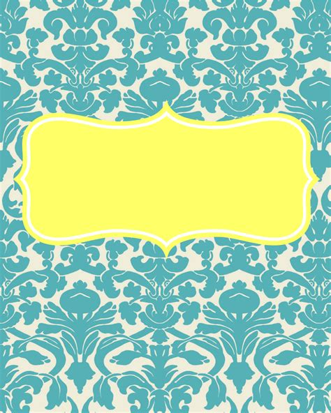 binder cover templates maybe i should try freebie binder covers