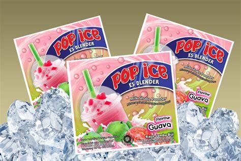 Pop Renteng 10s Melon Kacang Hijau Sirsak laelatul ilmah