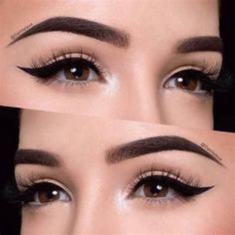makeup eyebrows should your eyebrows be lighter darker or the same color