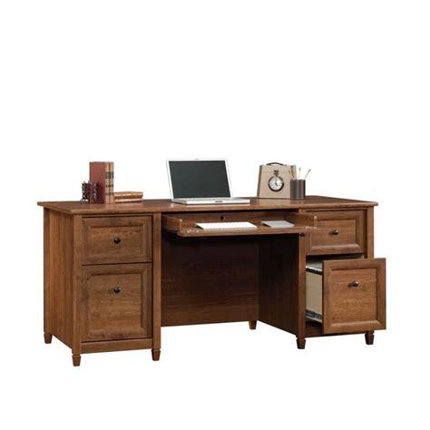 executive desk in auburn cherry 419100
