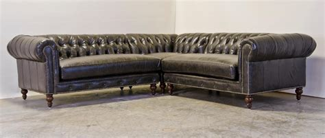 grey leather chesterfield sofa grey leather chesterfield sectional sectional sofas