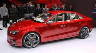 Audi A3 Sunroof Audi A3 Sedan With Sunroof Arabahaberler箘 Org