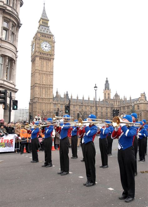 new year s day parade 2018 images westminster