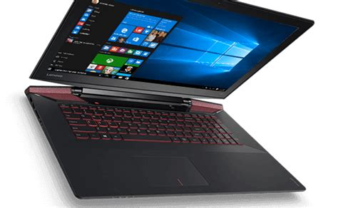Laptop Lenovo P Series ideapad y700 17 solid 17 quot gaming notebook lenovo philippines