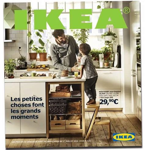 catalogue ikea 2016 il arrive ikeaddict