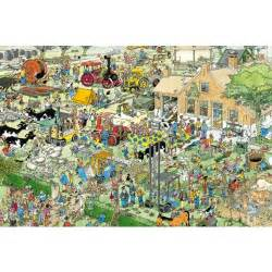 The farm jvh 1500 pieces jigsaw puzzle from jigsaw puzzles direct