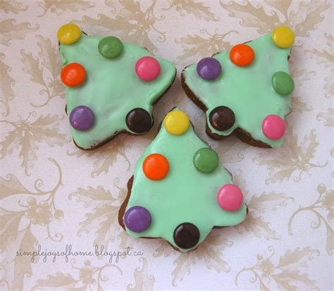 Simple Joys Of Home 5 Gingerbread Trees Simple Joys Of Home