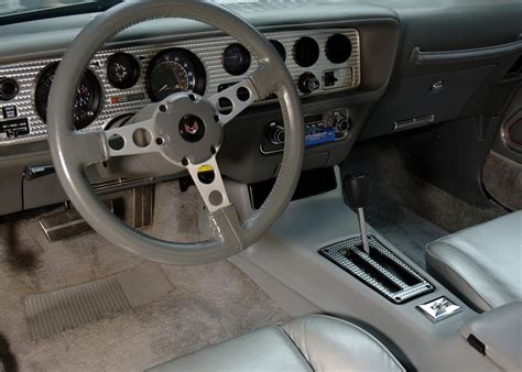 1979 Trans Am Interior by 1979 Pontiac Firebird Trans Am 10th Anniversary Coupe 61387