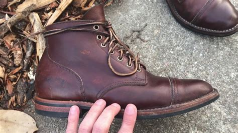 viberg service boot review youtube