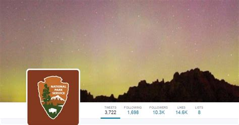 interior department twitter ban national park defies social media ban badlands on twitter