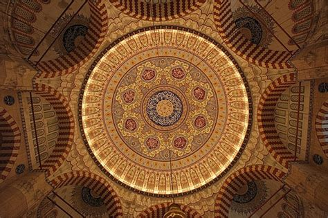 Blue Mosque Ceiling by Blue Mosque Ceiling Flickr Photo