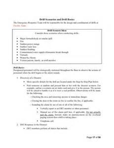 Apartment Floor Plan Tool emergency management plan tool box doc