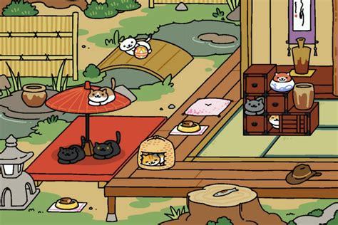 zen layout neko atsume neko atsume una app para parecerte a la loca de los gatos
