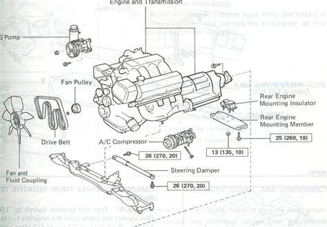 motor repair manual 2000 lexus gs transmission control 94 ls400 motor transmission mounts clublexus lexus forum discussion