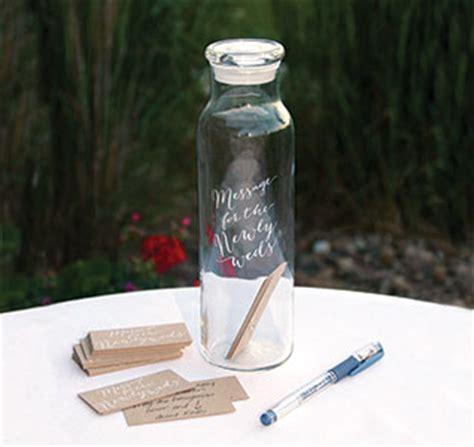 Wedding Wishes Bottle by Wish Box Wedding Wish Boxes