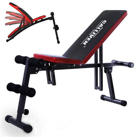 ab incline bench ab multi fid flat decline incline gym bench press weight