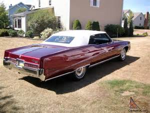 1969 Buick Electra For Sale 1969 Buick Electra 225 Convertible