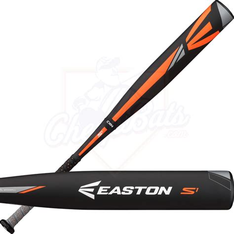 the bat the first 2015 easton s1 senior league baseball bat 10oz sl15s110