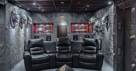 alien house this ridiculous alien vs predator house is the ultimate bachelor pad