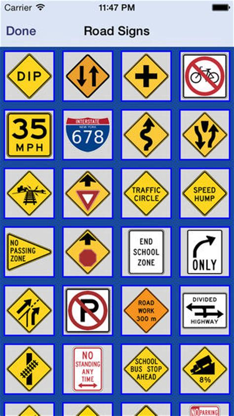 printable nc dmv road signs california dmv practice tests dmv permit written test
