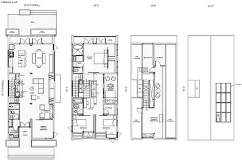 kaufman lofts floor plans floorplan mkhearth 171 inhabitat green design innovation
