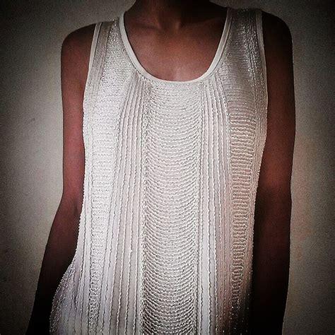 Rexgirl Pearl Tank Top tank top white top white blouse pearl pearly white pearls white pearl white pearltop