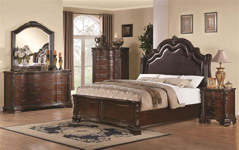 Eastern King Bedroom Sets | maddison 4pc eastern king bedroom set
