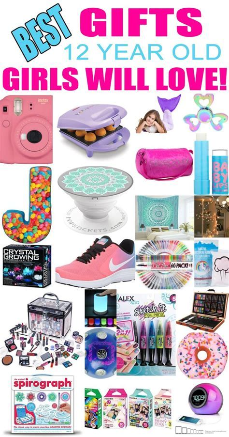 Best Gifts For 12 Year Old Girls   Gift Guides   Teen girl