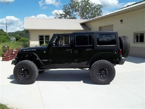2012 Jeep Wrangler 4 Door For Sale Find Used 2012 Jeep Wrangler Unlimited Rubicon Sport