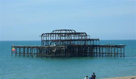 pier west file west pier brighton from kings road april 2013