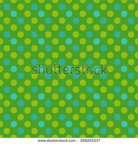beautiful seamless vector polka dots pattern background can vivid bright seamless pattern triangles hip stock