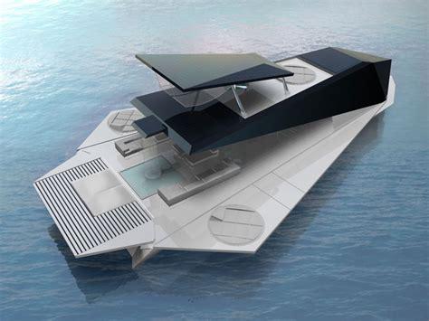 Origami Yacht - origami yacht by prototipi design